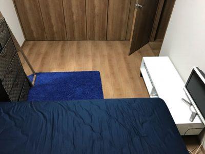 6畳の寝室にダブルベッドを置いたらこうなる!実例写真を紹介 ...
