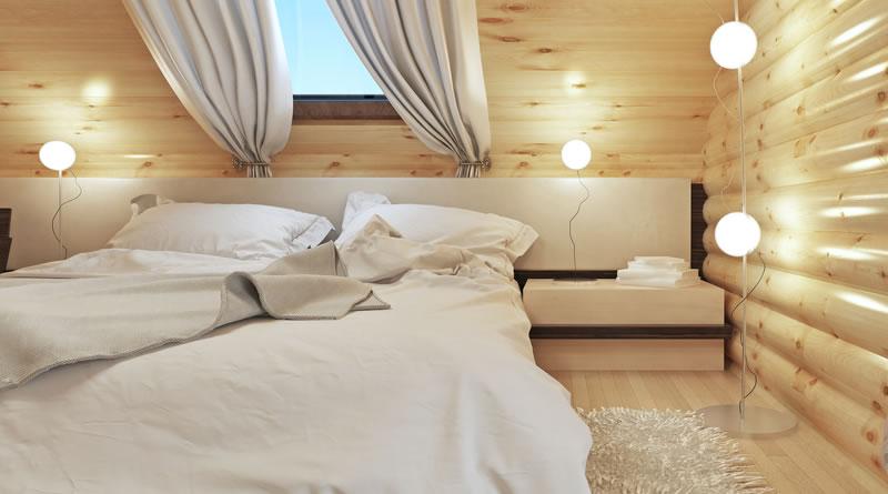 寝室の照明選び