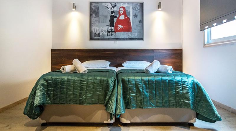 ベッドの標準的なサイズ