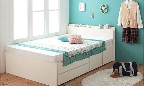 中学生に人気のベッド