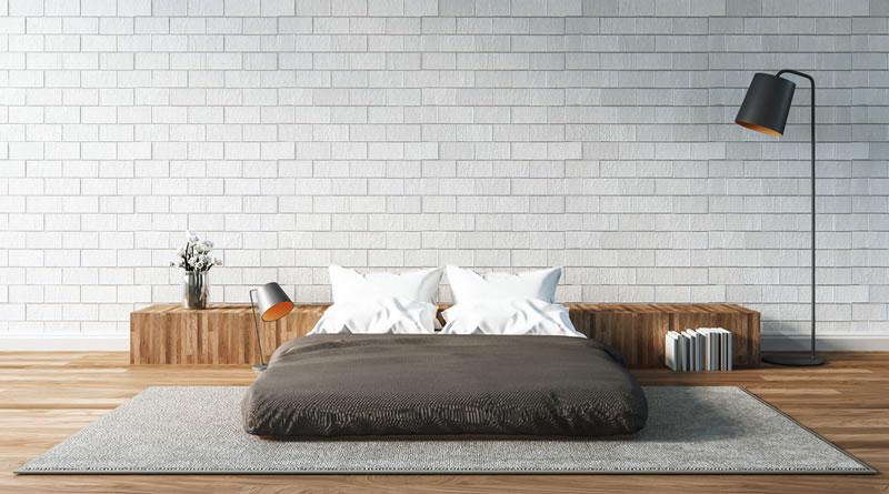 低いベッドのメリット