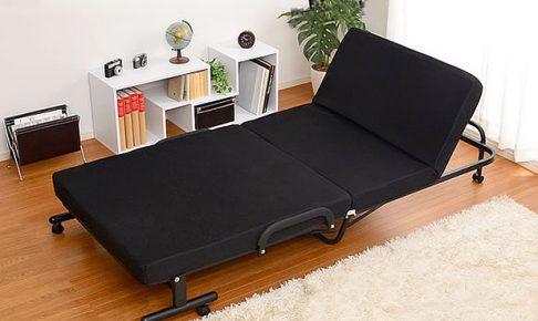 折りたたみベッドのおすすめモデル
