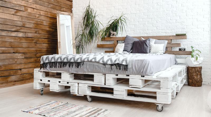 パレットベッド