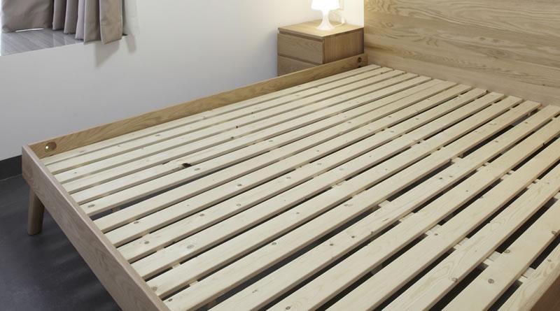 すのこベッドの選び方