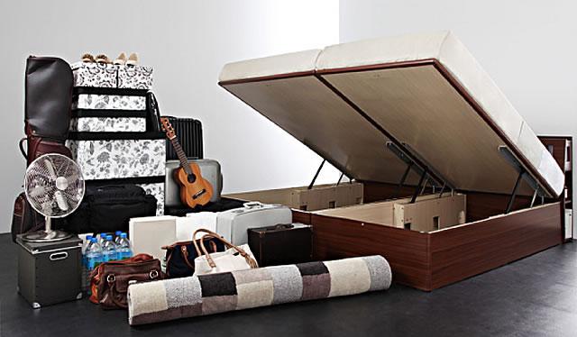 収納付きベッドのおすすめタイプ