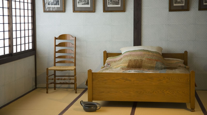 和室にベッドを置くときの注意点