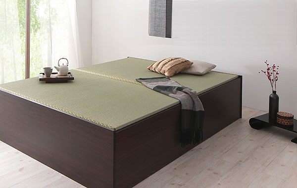 小上がりになる畳ベッド