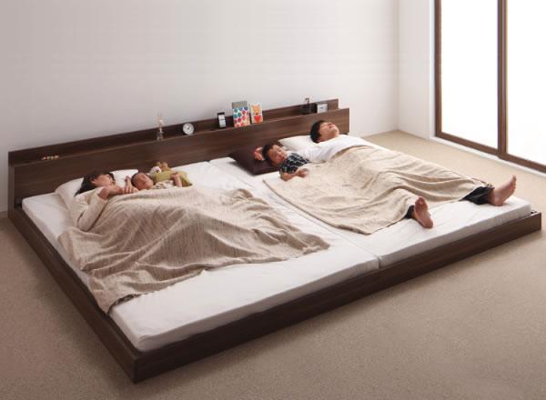 家族4人で寝るベッドの「快適なサイズ」と組み合わせ方 ...