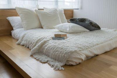 ワイドタイプステージベッド