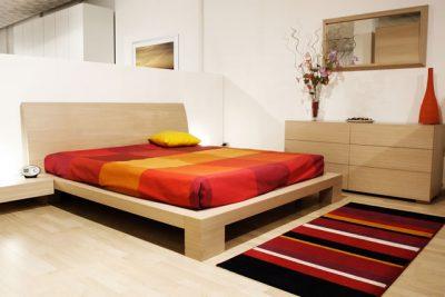 ステージベッド