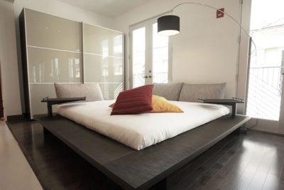 ワイドステージベッド
