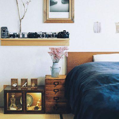 畳に合うベッドコーディネート