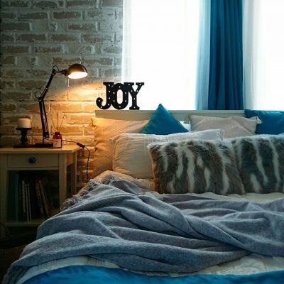 フレンチラグジュアリーな寝室